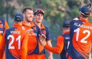 रोमाञ्चक खेलमा नेपाल पराजित : नेदरल्याण्ड ३ विकेटले विजयी